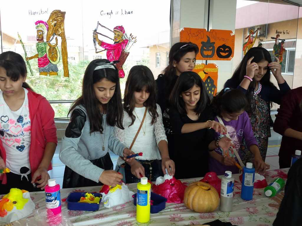 Grade 6 Students Participate in Fun Day