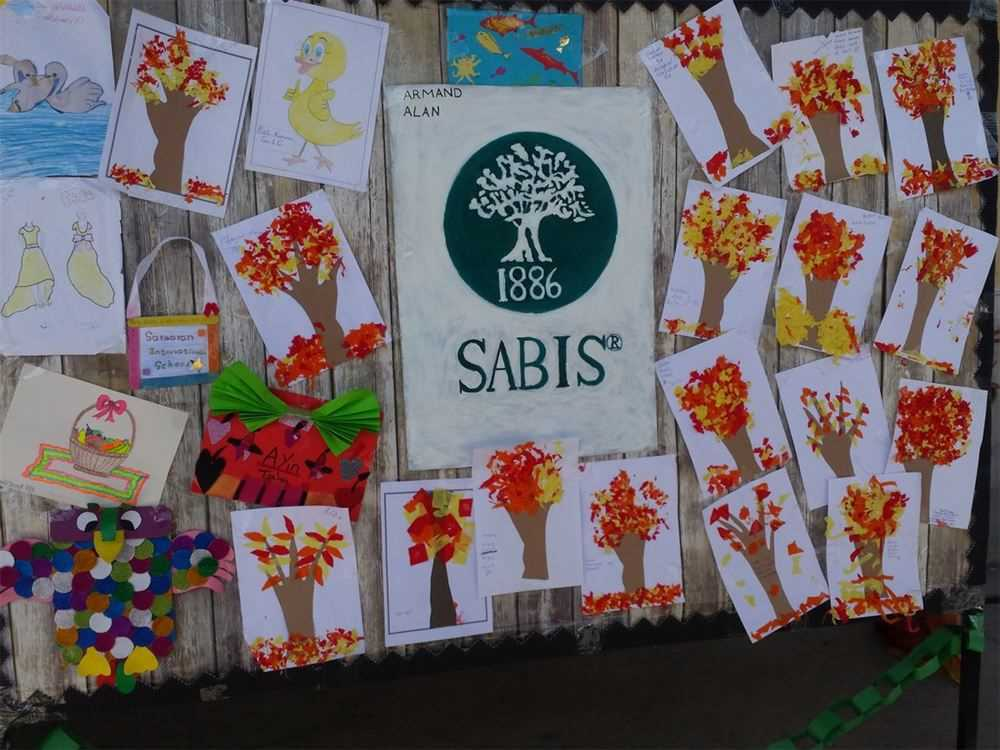 Students at Sarwaran International School Participate in an Art Gallery
