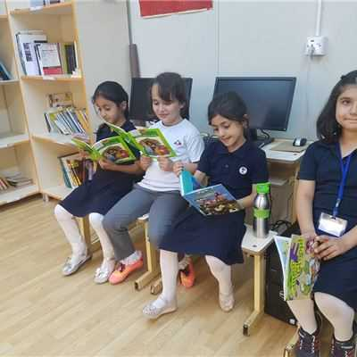 Students at Sarwaran International School Join Clubs