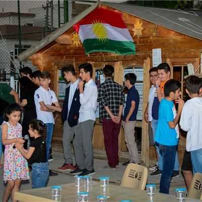 Students at Sarwaran International School Participate in Barbeque Event
