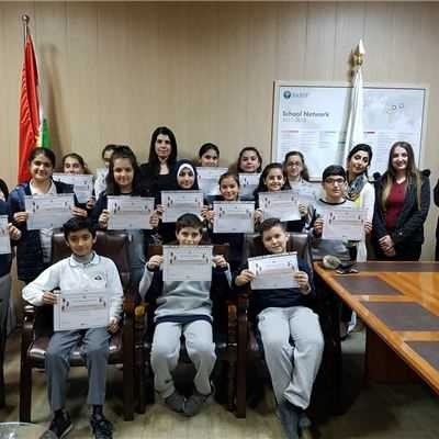 Sarwaran Students Receive Accelerated Reading Certificates