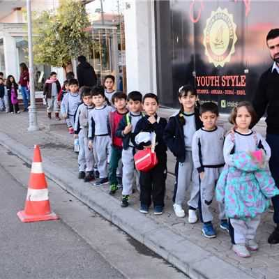 Sarwaran Students Visit Smile Land