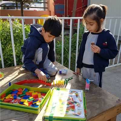 Sarwaran Students Participate in Break Time Activities