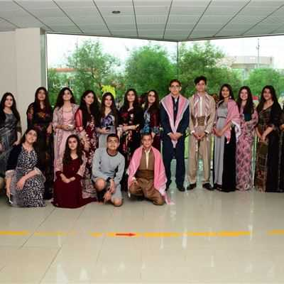 Sarwaran Students Host Kurdish Festival