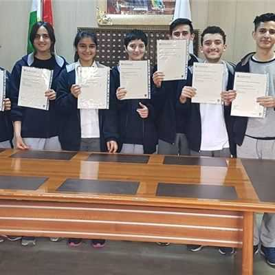IGCSE CERTIFICATE FOR GRADE 11 STUDENTS IN SARWARAN