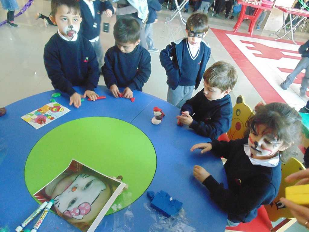 KG1 Students Welcomed to Sarwaran