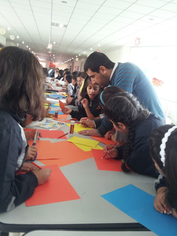 Sarwaran Organizes Crafts' Day