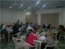 Dinner at Sarwaran International School (October 24th, 2012)