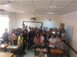 Debate Club with Salahaddin University Students