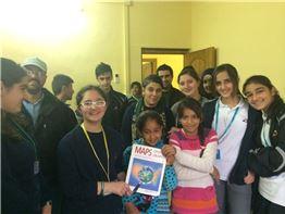 Book Donation (Sarwaran I.S & Kurdistan Memory Organization)