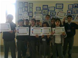Activity Prefects Honored at Sarwaran International School
