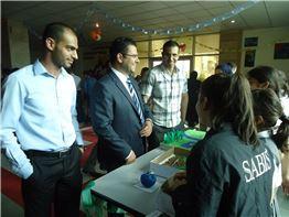 Sarwaran International School Holds Science Fair