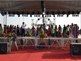 Sarwaran Students Participate in Festival