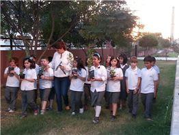 Sarwaran Students Build Environmental Awareness