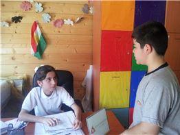 SLO® Recruitment Week Held at Sarwaran International School